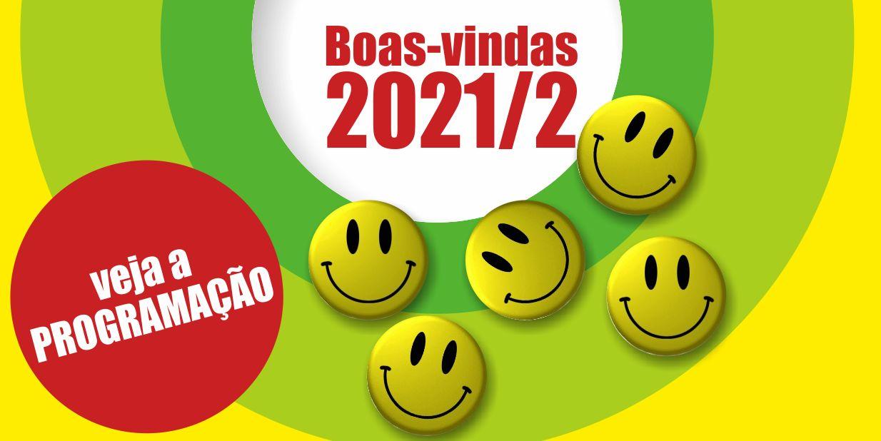 Boas-vindas 2021/2